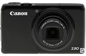 image of Canon PowerShot S90