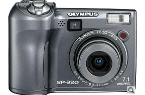 image of Olympus SP-320