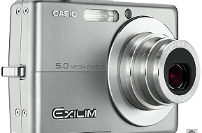 image of Casio EXILIM EX-Z500