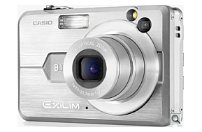 image of Casio EXILIM ZOOM EX-Z850
