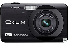 image of Casio EXILIM Zoom EX-Z90