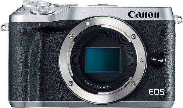 Canon EOS M6 - imaging-resource.com