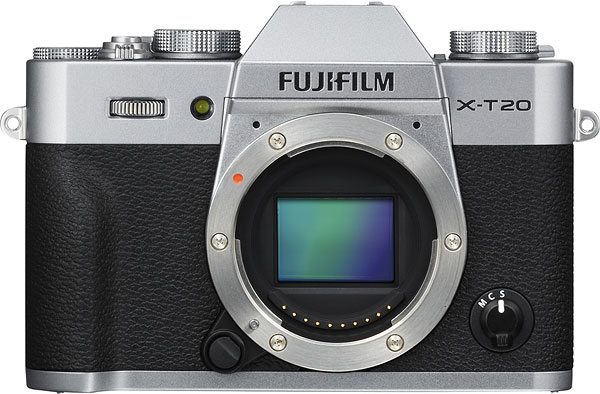 Fujifilm X-T20 - www.imaging-resource.com