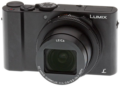 Panasonic LX10 Review -- Product Image