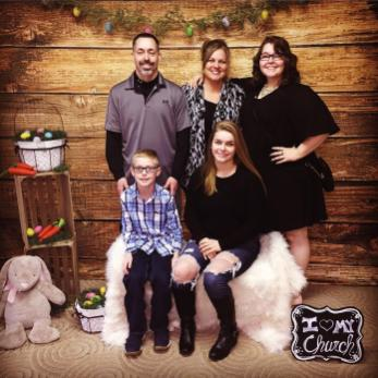 Carrie Sue Bowman family