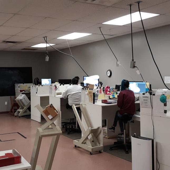 Indy Lab Staff Work 2020