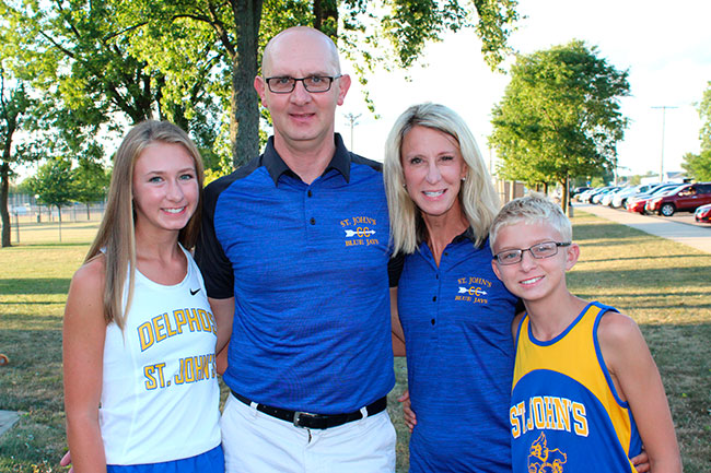 Whether Business or Cross-Country, Running the Race Is All About Strategy for Kopack