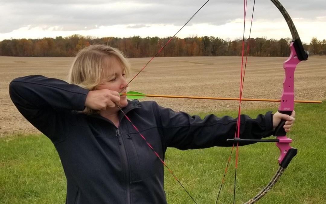 Reflections on Archery, Finance & Technology with VP of Finance Denise Holbrook