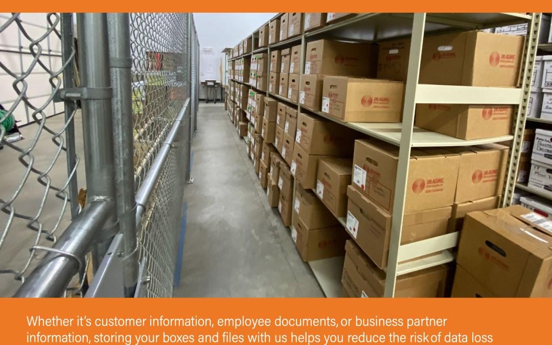 Downloadable Secure Box Storage Brochure