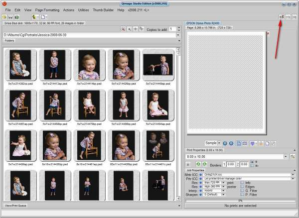 Imaging Tips: Qimage Getting Started