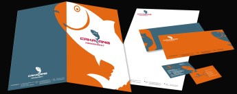 Logo & Stationery Cakalang Management