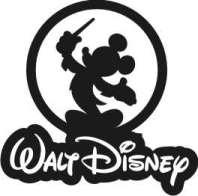 walt disney BW