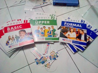 Cover Buku Modul Kursus Nine Two