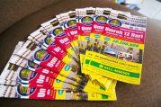 cetakan leaflet travel