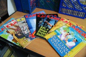 cetak majalah Kareba