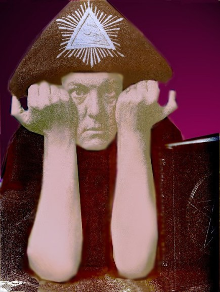 Abb. 6: Aleister Crowley