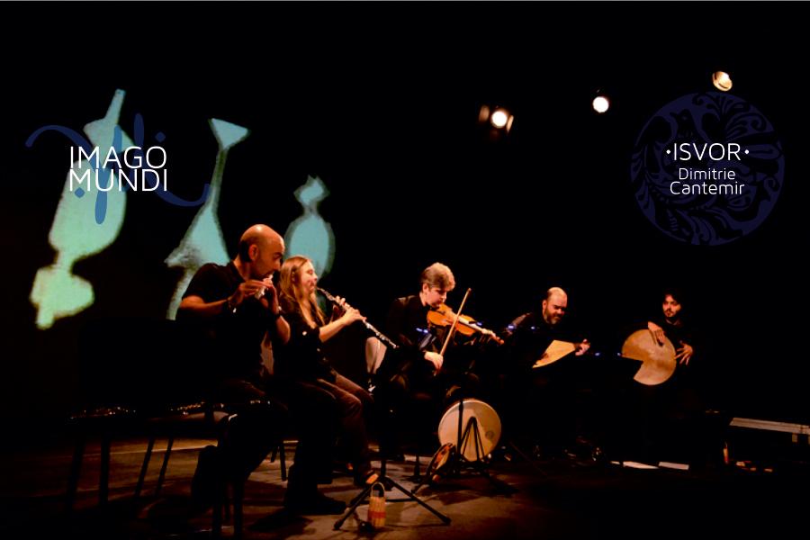 concert Isvor. Cantemir