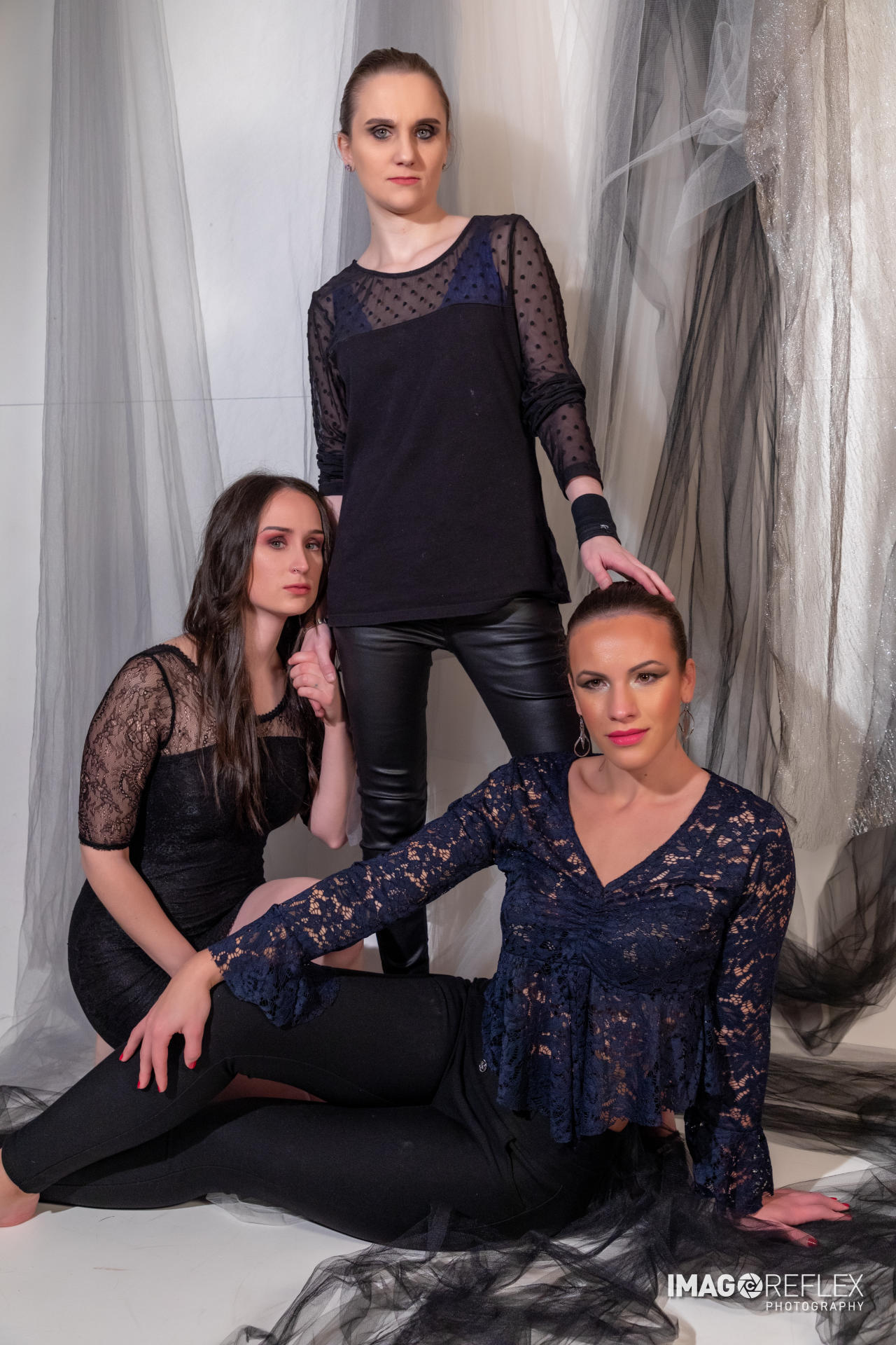 Ivana Iacuzzi, Debora Shila Sartorel, Aurora Iacuzzi
