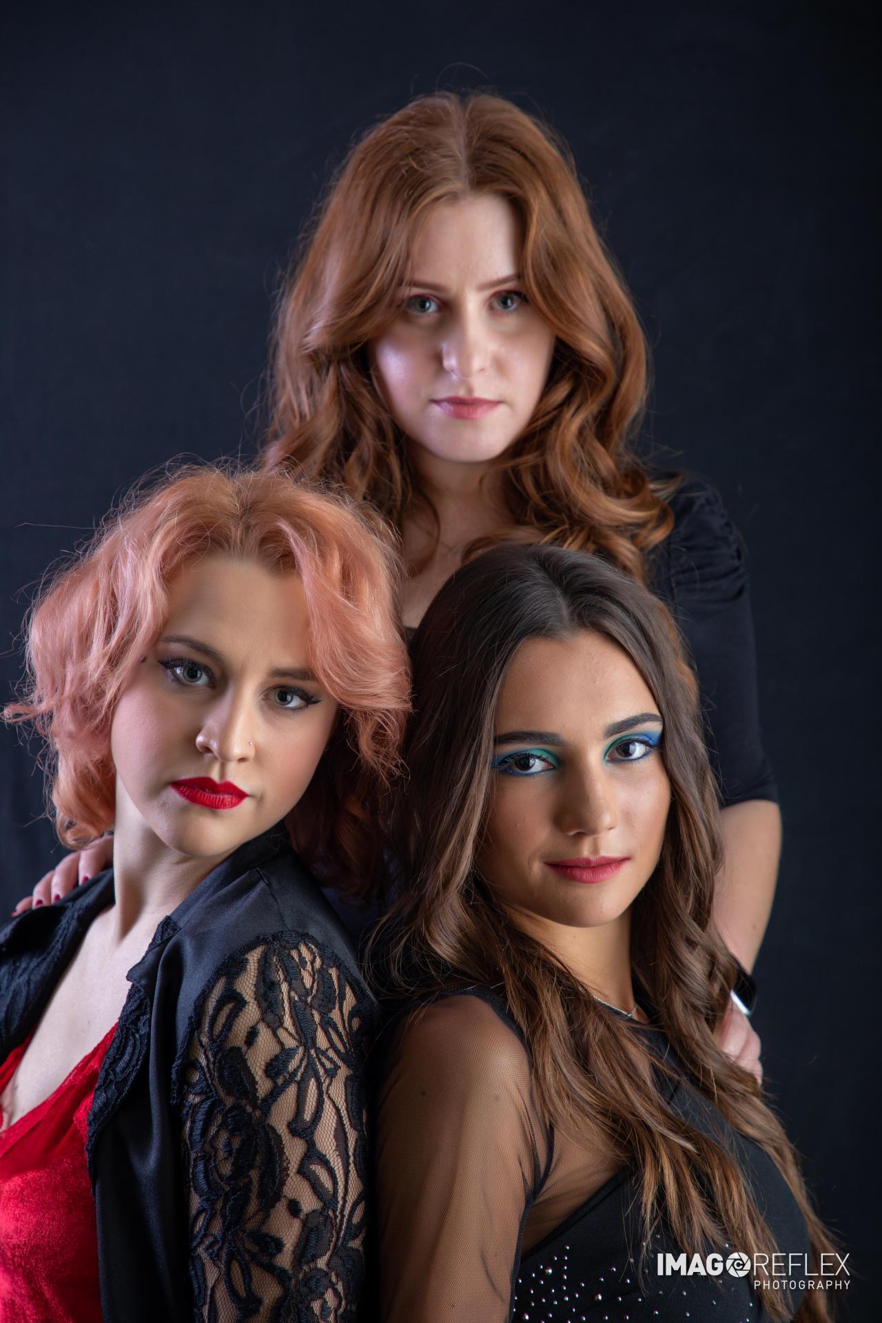 Valentina Domini, Adina Florenta Bunea, Teresa Vidoz
