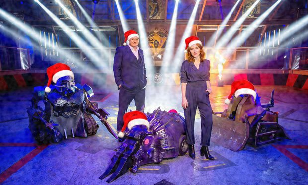 Robot Wars Battle of the Stars – Episode 1