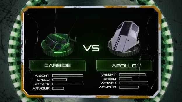 25 Matches That Defined 2016 #14 – Carbide vs. Apollo – Robot Wars Grand Final 2016