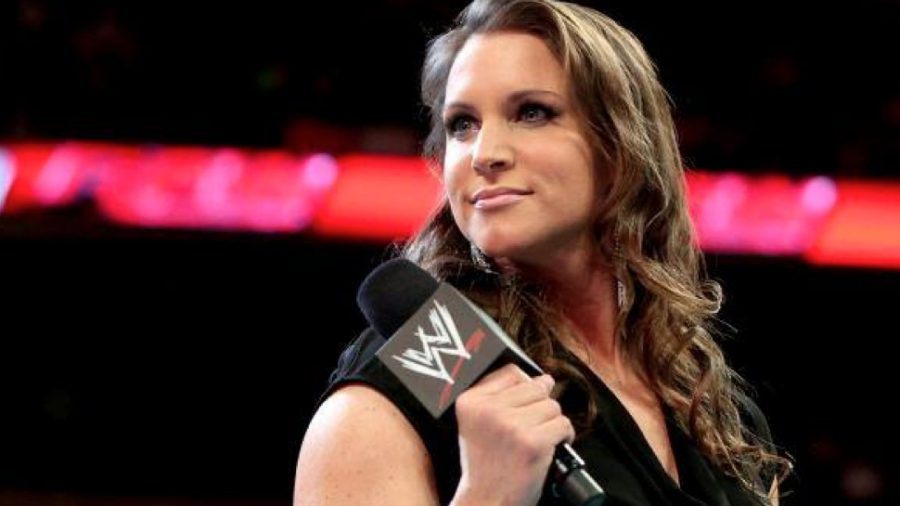Stephanie Mcmahon Should Be A Face I Maintain The Double Foot