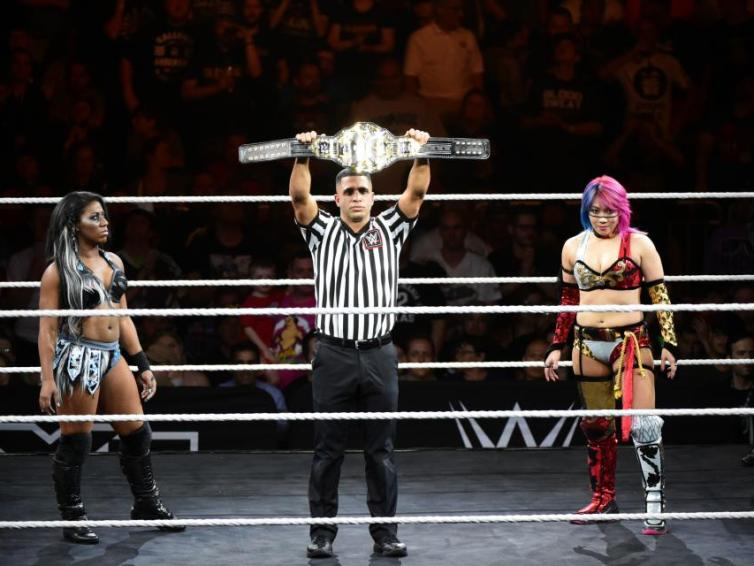 Asuka vs Ember should be the main event at NXT Takeover: Brooklyn III