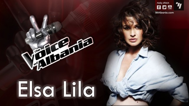 TOP-CHANNEL-The-Voice-of-Albania-Elsa-Lila