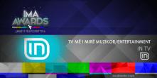 IMA-Televizioni më i Mirë Muzikor/Entertainment