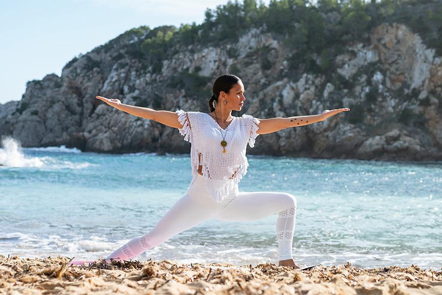 Yoga - Mireia Canalda - Sant Joan - Imam Comunicación