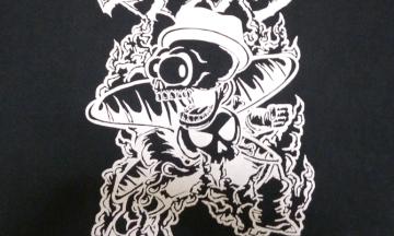 【デザインかっこいいTシャツ GERUGUGU(ゲルググ)】