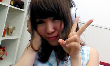 【「かわいい」「おもしろい」「真剣」が伝わるブログを書く方でした】船田真妃さんとお話ししてきましたよ
