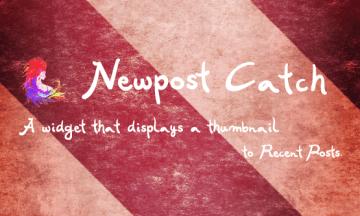 Newpost Catch:フックを使ってタイトルの前に「New」マークを入れる方法