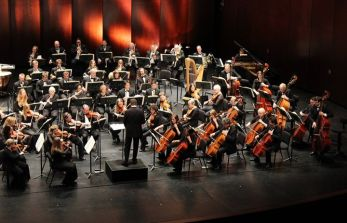 Iman Habibi Performing with Dearborn Symphony Orchestra
