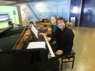 Amsterdam Airport Schiphol Piano