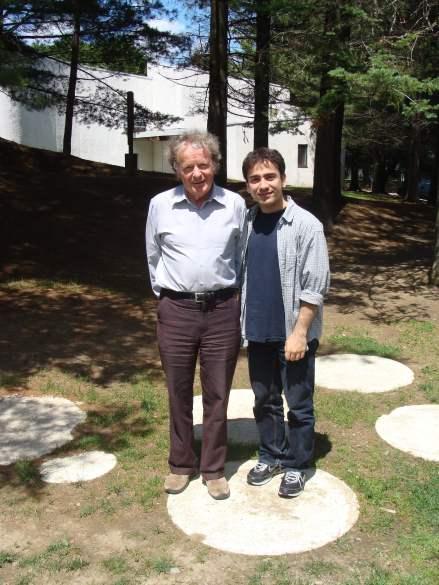 Iman Habibi and Anton Kuerti Orford Summer Music Festival