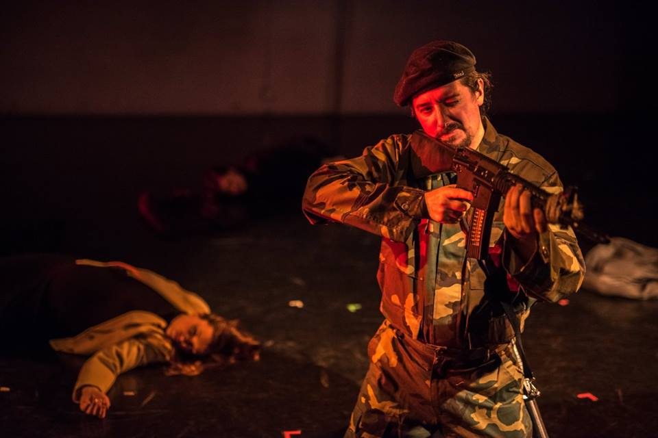 Four Reviews of Tapestry Opera Performances of Winter Shorts - Iman