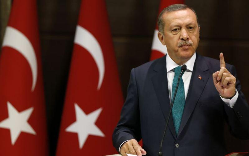 Turkey's President, Erdogan