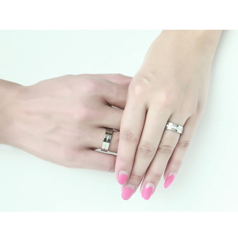 New Engagement Rings for Lovers Women Jewelry 3