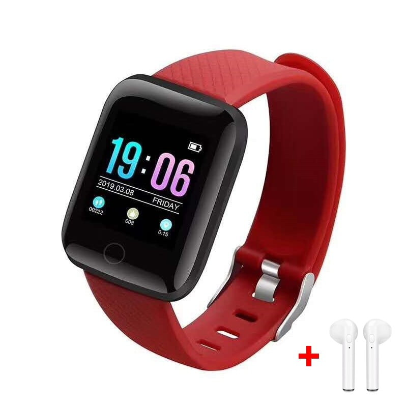 Smart Watch Fitness Tracker with Heart Rate Monitor Smart Electronics Products 5