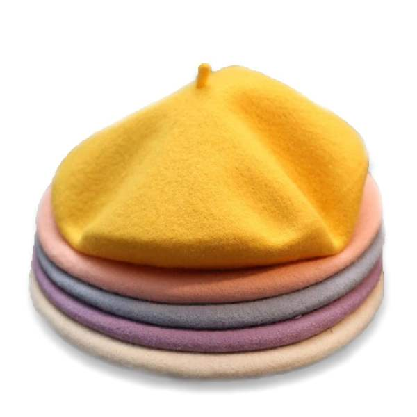 Beret Hat French Cap Women's Clothing & Accessories 2