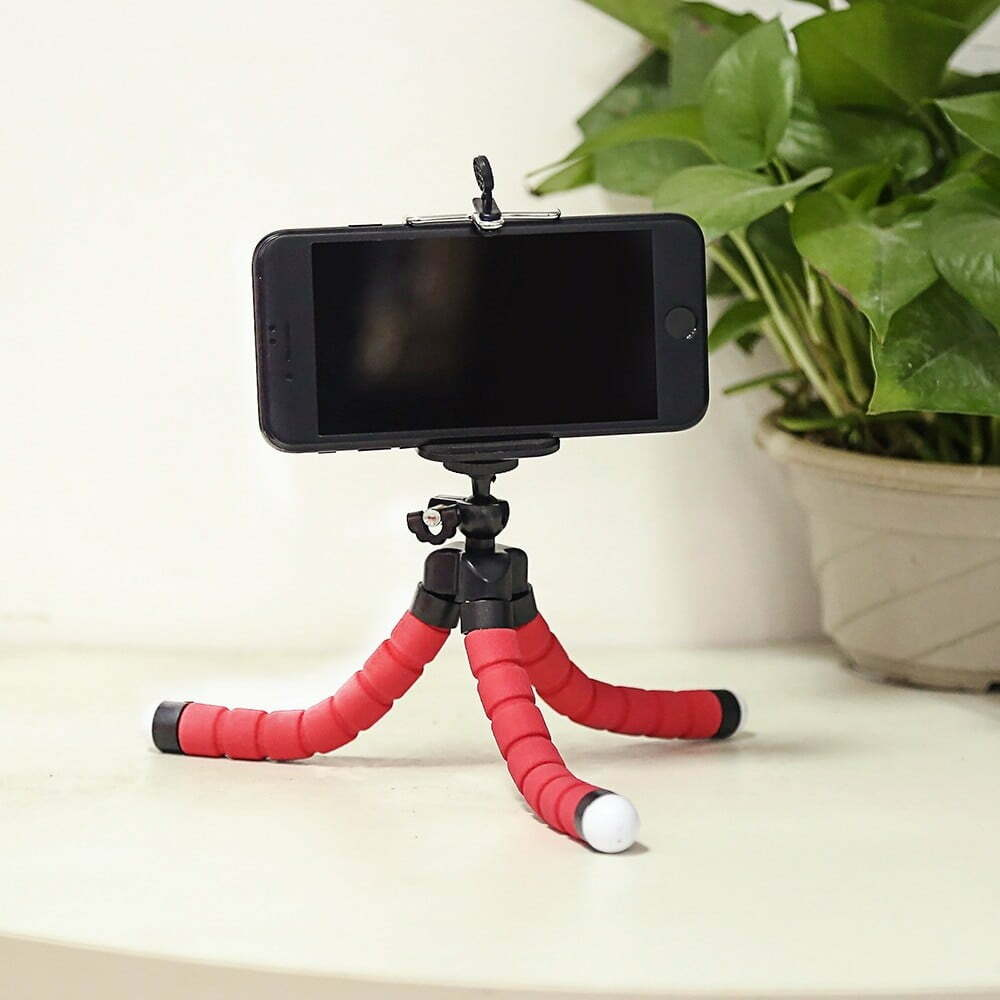 Mini Multimedia Photography Tripod for Light Weight and Flexibility Consumer Electronics 4