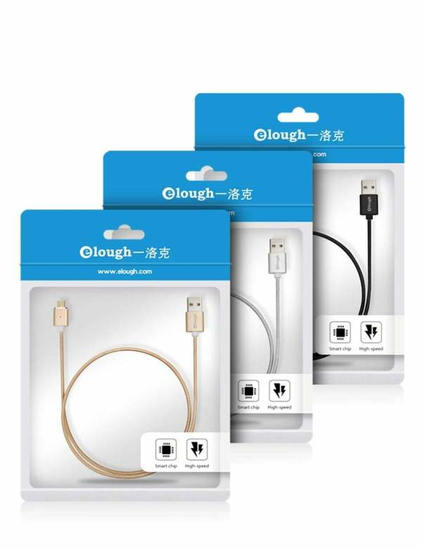 2.4A Micro USB Cable Magnetic Fast Charging Cable Smartphone 12