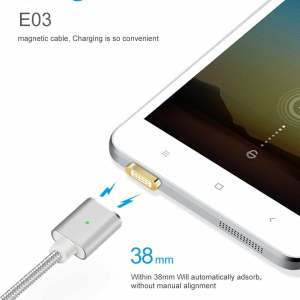 2.4A Micro USB Cable Magnetic Fast Charging Cable Smartphone 21