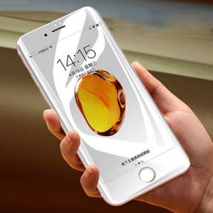 New 6D Curved Tempered Glass for iPhone Screen Protection Smartphone 10