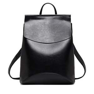 Leather Backpack for Girls Women Bags & Wallets