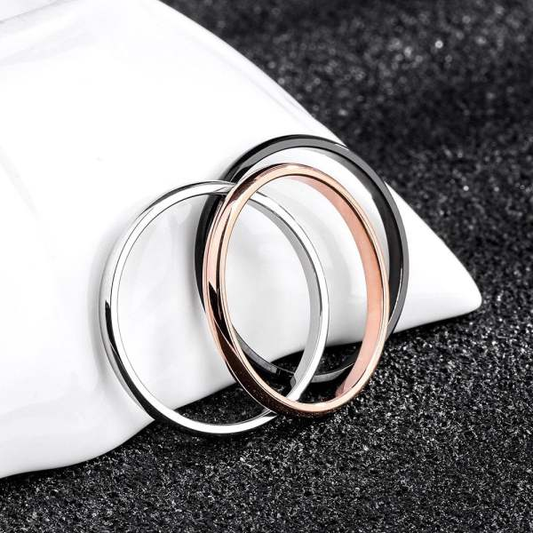 Engagement Rings for Women Simple Rings Women Jewelry 5