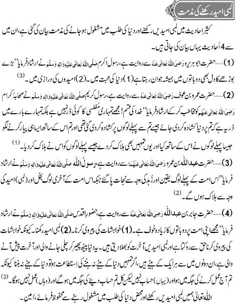 Lambi Umeed Ki Muzamat