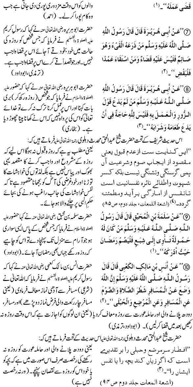 Ramadan Kay Fazail-o-Barkat