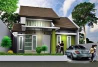 Inspirasi Desain Rumah Tipe 45 Kopel